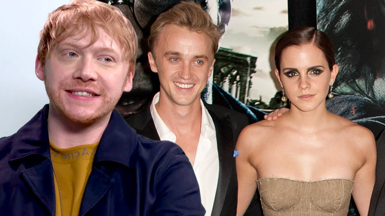 Emma Watson and Tom Felton: A Look Back at the 'Harry Potter' Co ...