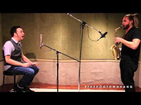 Ori Dagan & Christopher Weatherstone @ The Hogtown Hang - I've Got The Blues (scat + sax)