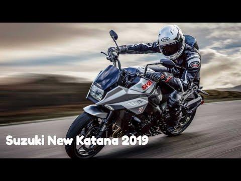 Suzuki New Katana
