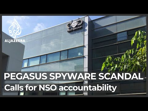 Calls grow for Israel's NSO to be held to account over spyware