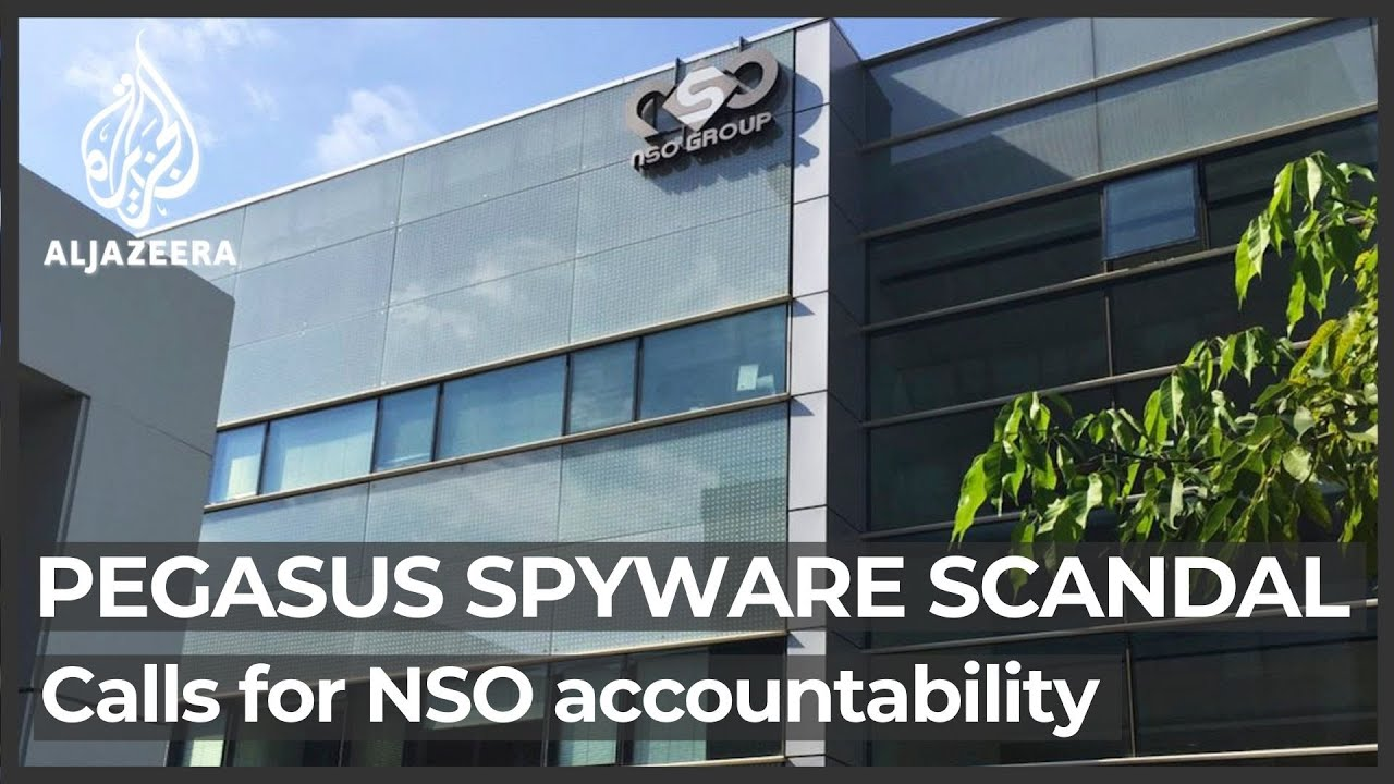 Download Calls grow for Israel's NSO to be held to account over spyware
