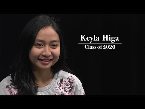 Spiritual Lives at Lawrence: Keyla Higa