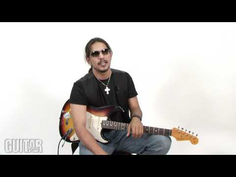 "Los Lonely Boys' Henry Garza: ""Fly Away"" Lesson (Part 1)"