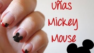 Uñas Mickey Mouse | Disney