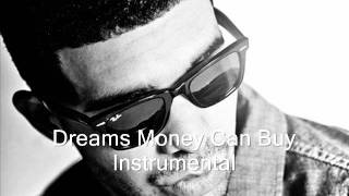 Drake - Dreams Money Can Buy Instrumental (Take Care)