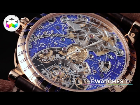Bovet 1822 – New Timepieces of 2017