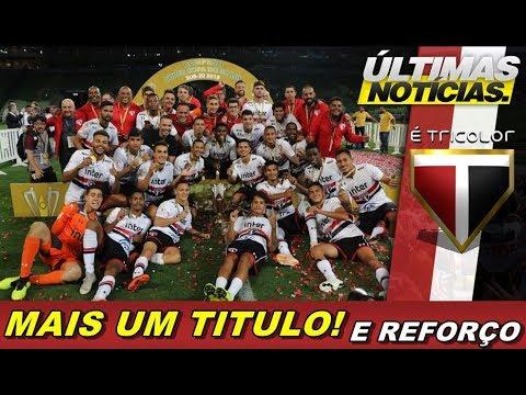 NOTICIAS ATUALIZADAS DO SÃO PAULO FC! NEGOCIAÇÃO AVANÇADA, R. CENI, BARRERA, PELÉ E MAIS