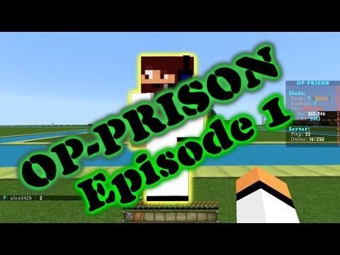 [Dansk] OP Prison på CreepyPrison #1