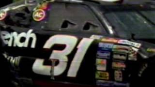 Neil Bonnets 1993 Scary Talladega Flip