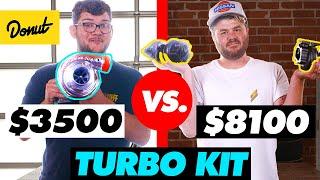 Download $3,500 Single Turbo Kit vs. $8,100 Twin Turbo Kit   HiLow Mp3 and Videos