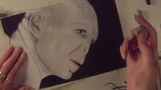 Drawing Lord Voldemort