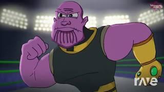 Download Cartoon Battles Beatbox - Spongebob Vs Deadpool & Darkseid Vs Thanos   RaveDj