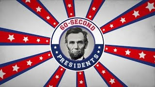 Abraham Lincoln | 60-Second Presidents | PBS