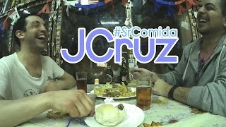 #SrComida - JCruz en Valparaíso, Chile (Local)