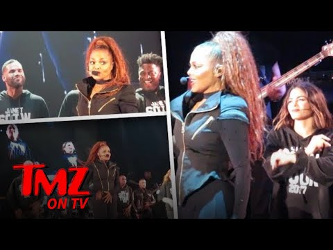 How Does Janet Jackson Feel About Justin Timberlake Maybe Doing The Halftime Show? | TMZ TV