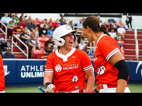 Download Athletes Unlimited Softball   Game 20