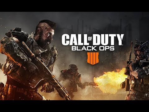 CALL OF DUTY: BLACK OPS IV (Which Means FOUR)