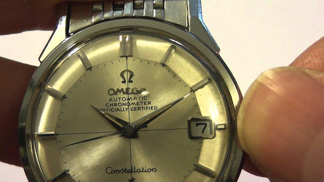 Omega Constellation 168.005