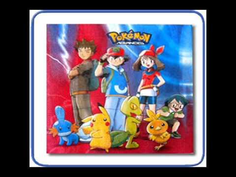 Pokémon Anime Sound Collection- Hoenn Wild Pokémon Battle Theme