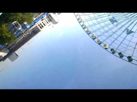 A Google Glass carnival ride at Fair Park #throughglass