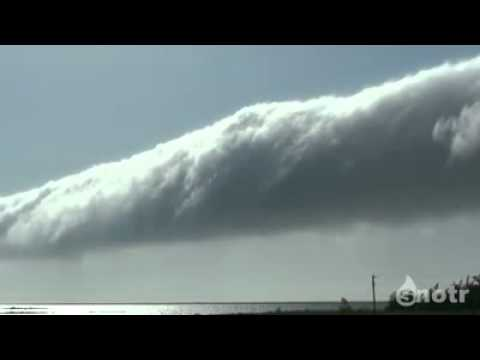 HAARP, seeded rolling cloud