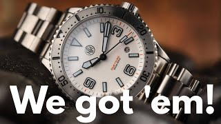 NTH Watches X Long Island Watch - The perfect match up?