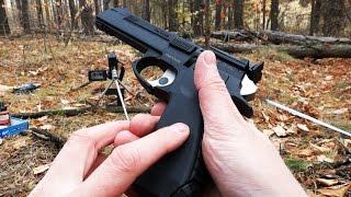 Пневматический пистолет МР 651 КС - пневматическое оружие(, 2015-11-02T10:35:25.000Z)