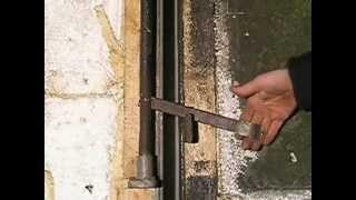 Гараж - Защелки для ворот гаража 2(Гараж - Защелки для ворот гаража Продолжение. Часто после монтажа уплотнений на ворота гаража ворота возник..., 2013-03-01T10:18:13.000Z)