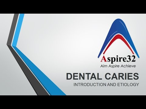 Dental Caries  - Introduction and Etiology by Dr Suresh Shenvi