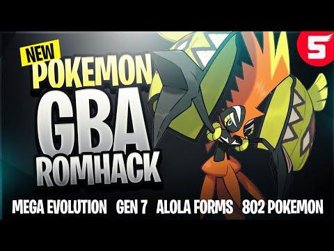best pokemon nds rom hacks 2017