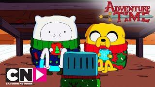 Время приключений    Рождественская традиция   Cartoon Network