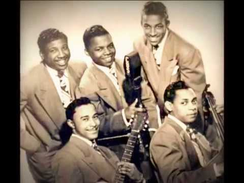 "THE ORIOLES - ""CRYING IN THE CHAPEL""  (1953)"