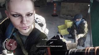Much action on Homefront the revolution ps4 gameplay