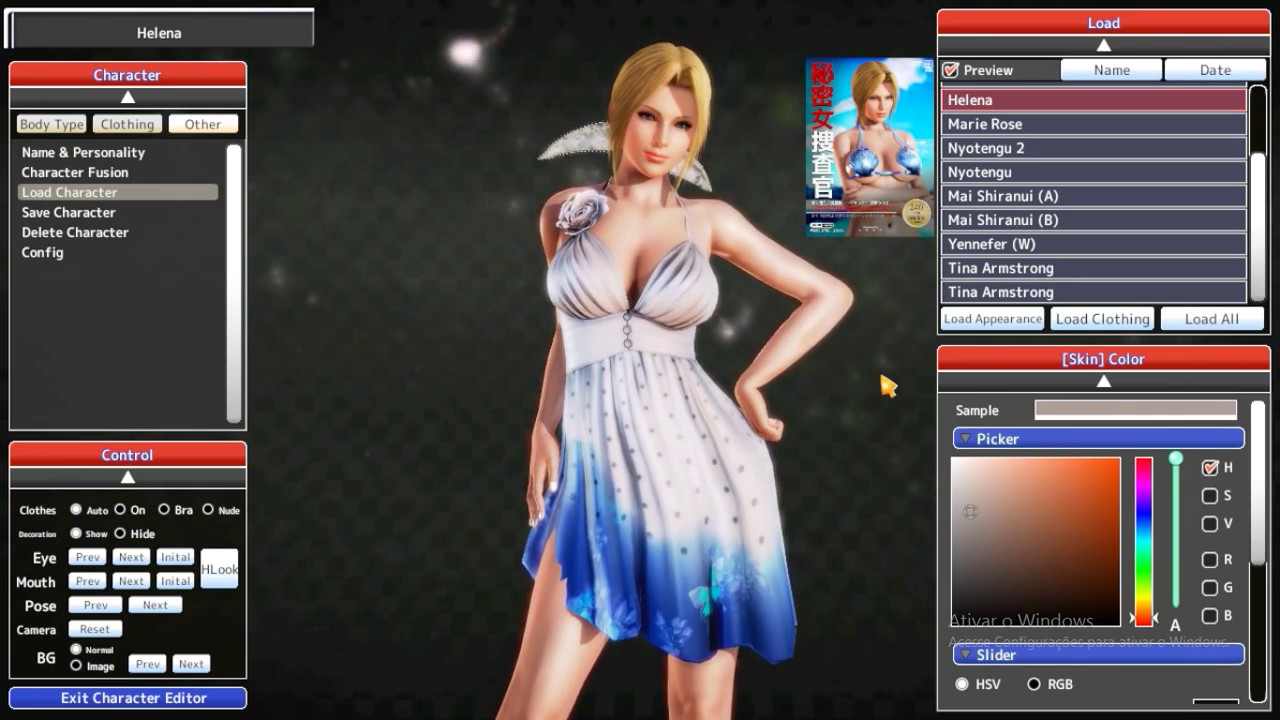 Honeyselect Mods for Video Game Gals