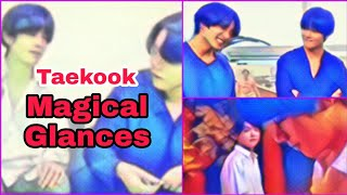 Magical Glances & JPN CB | TaeKook