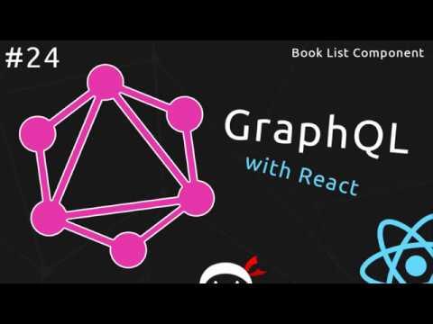 GraphQL Tutorial #24 - Book List Component