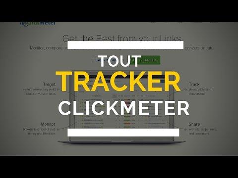 Tout Tracker avec ClickMeter