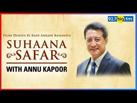 The 'Name Story' of Danny Denzongpa | Suhaana Safar with Annu Kapoor