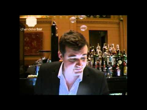 Adelaide Casino - Chandelier Bar Chivas Regal Promotion - YouTube