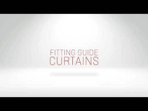 Curtain Fitting Guide