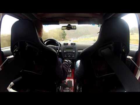 BBM Motorsport VW Golf V GTI @ Nordschleife BMW M3 E46 E92 Nürburgring