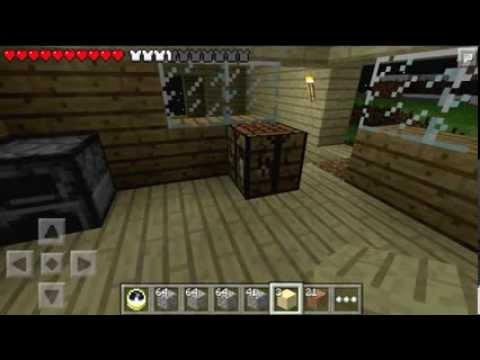 Minecraft Pocket Edition 0 8 1 Cap 7 Mi Casa Moderna