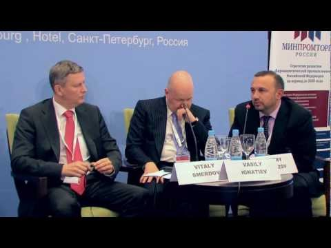 Topical Discussion at Russian Pharmaceutical Forum 2012: Long-term growth -- what's next?