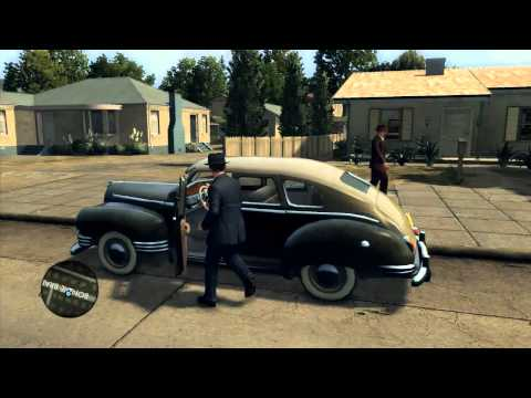 LA Noire - Homicide Desk Case 2 - 5 Star - The Golden Butterfly
