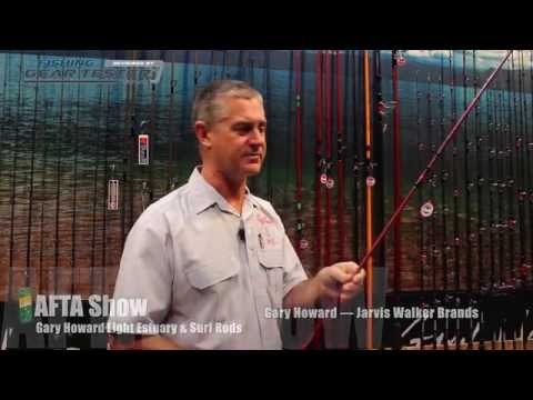 AFTA REVIEW: Gary Howard Light Estuary And Surf Rods