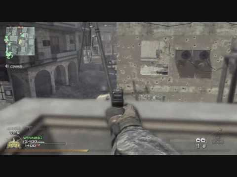 Call Of Duty Modern Warfare 2 online gameplay for PS3 *HQ*