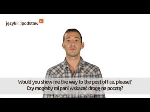 JĘZYK ANGIELSKI darmowy kurs cz.25. SŁOWNICTWO - podstawowe zwroty.