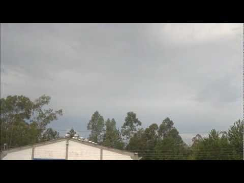 HDR Timelapse - Weather changes after trough