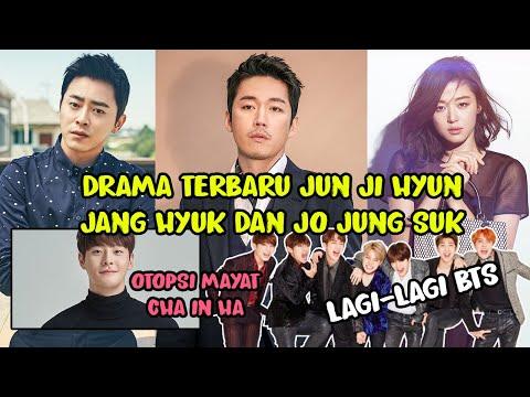 DRAMA KOREA TERBARU JUN JI HYUN, JO JUNG SUK, JANG HYUK😍 KIM SO HYUN PACARAN?❤️ BTS RAJA MAMA 2019