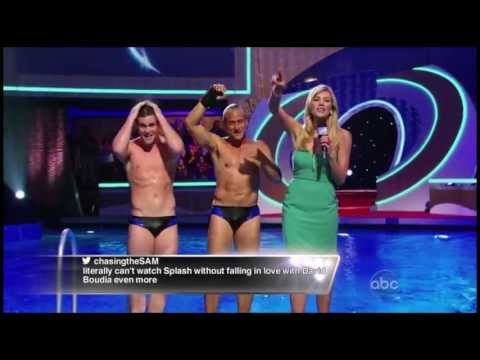 David Boudia & Greg Louganis on Splash